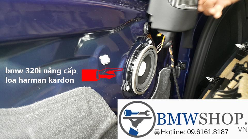 Midrange - Harman- Kardon gốc BMW 320i bản sao