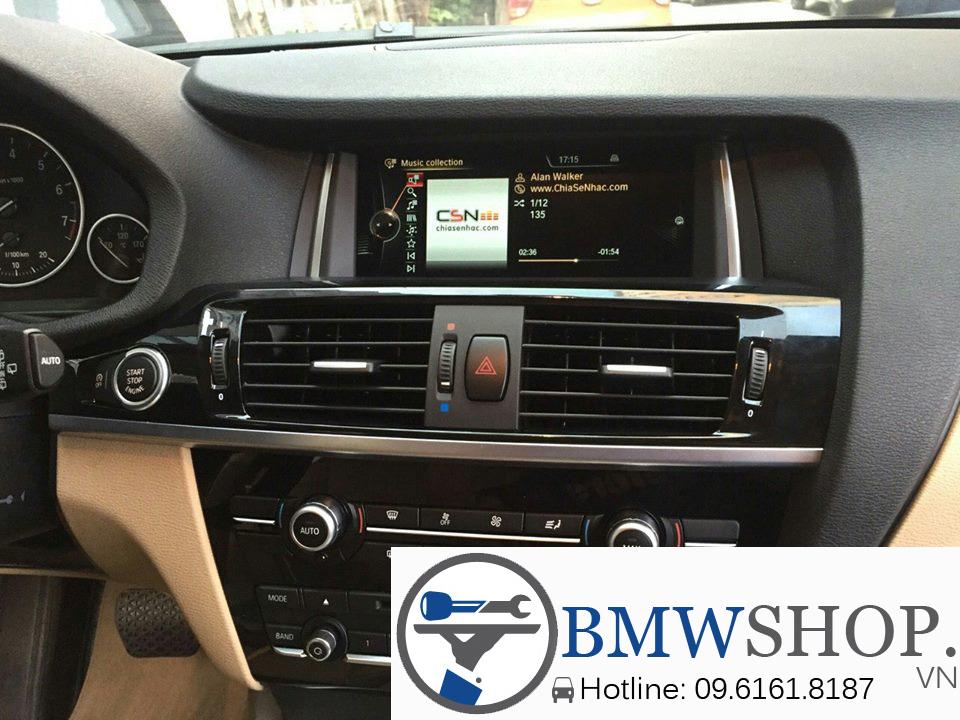 NBT BMW X4 copy