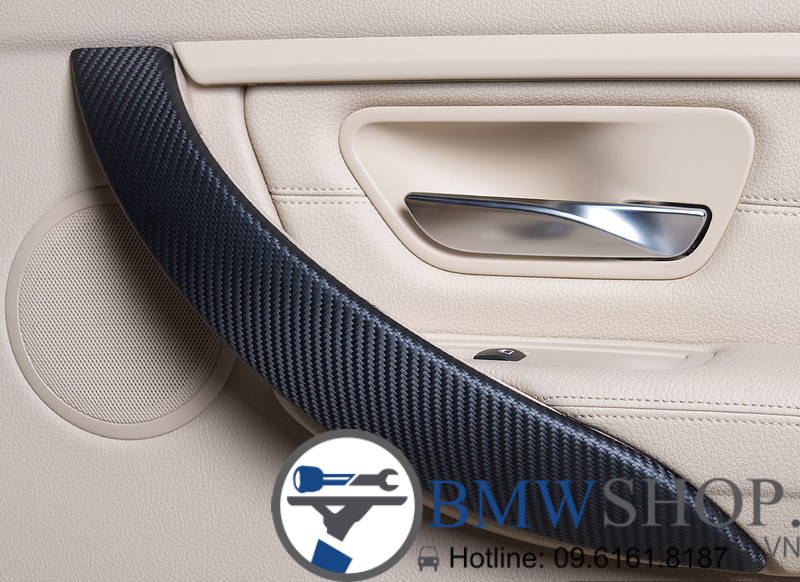 Trim M Performance Carbon Fiber bmw    f30 320i 11