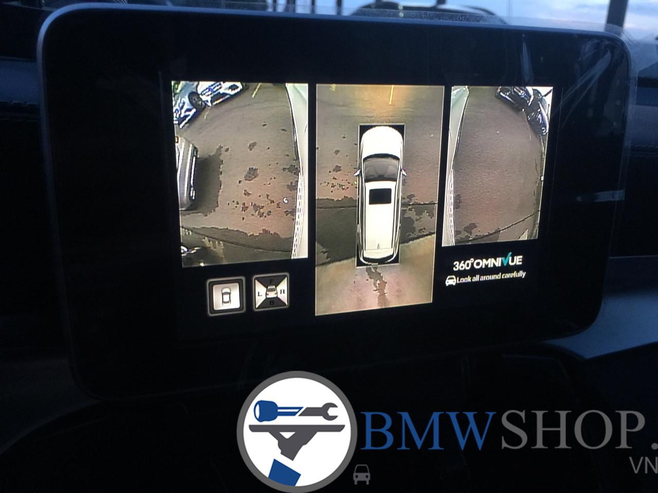Camera 360 Mercedec benz