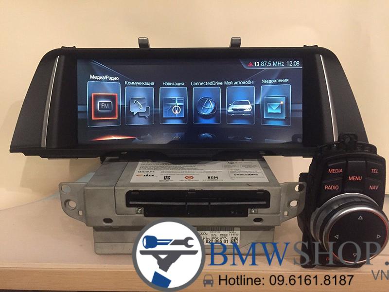 BMW NBT 2 Evo with GPS for BMW F10 F11 5 series