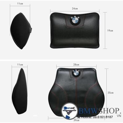 Gối tựa lưng đầu BMW