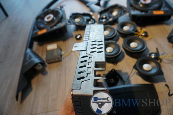 Hệ thống loa Harman Kardon cho xe BMW