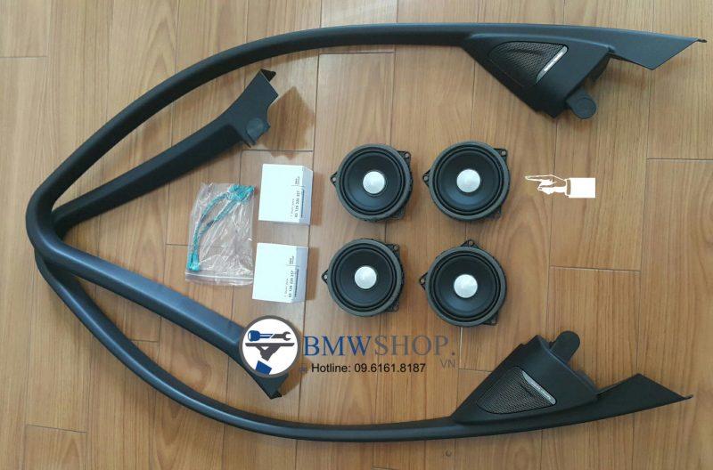Hệ thống loa harman kardon dành cho xe BMW